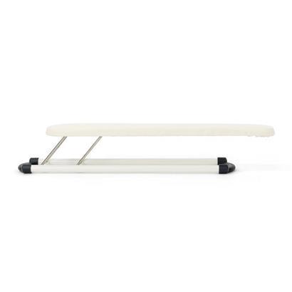 brabantia rmelbrett 60x10 cm bezug ecru white ebay. Black Bedroom Furniture Sets. Home Design Ideas
