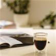 SCANPART Espresso Thermogläser 2x8cl - Doppelwandiges Thermoglas
