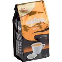 Lavazza Kaffeepads Caffè Crema Dolce, 16 Pads