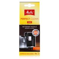 Melitta Perfect Clean Espresso Machines ReinigungsTabs 4x1,8g (1er Pack)