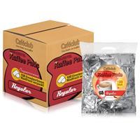 Cafeclub Kaffeepads Supercreme Regular 100 Stück normale Röstung einzeln verpackt