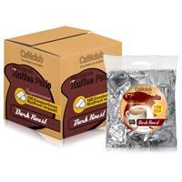 Cafeclub Kaffeepads Dark Supercreme 100 Stück starke Röstung einzeln verpackt