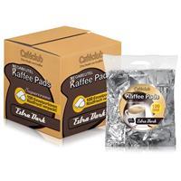 Cafeclub Supercreme Megabeutel Kaffeepads ExtraStark 100 Stück einzeln verpackt