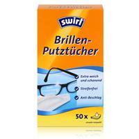 Swirl Brillen Putztücher 50 stk. Tücher