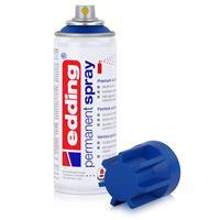 edding Permanent Spray enzianblau 200 ml Premium Acryllack, RAL 5010