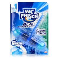 Henkel WC Frisch Blau Kraft Aktiv Ozean Frische für blaues Wasser