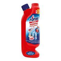rorax Rohrfrei Power-Granulat Dosierflasche 600g