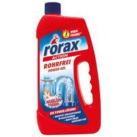 rorax Rohrfrei Power-Gel 1 Liter - Löst selbst Haare auf