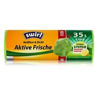 Swirl Anti-Geruch Müllbeutel 35 Liter