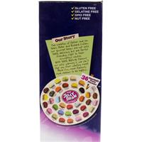 Jelly Bean Machine mit Jelly Beans 600g Bonbon-Automat mit Echt-Glas-Kugel (1er Pack)