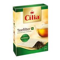 CILIA® Teefilter 100Stk. Grösse M mit/ohne Halter verwendbar ( 1er Pack )