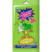 Pop Rocks Magic Gum Saurer Apfel 3 Stück