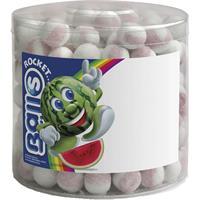 Rocket Balls Brausebälle Wassermelone 200 Stk.