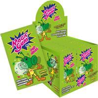 Pop Rocks Magic Gum Saurer Apfel 50er Display