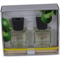 Geschenkset Essentials by ipuro Lime Light 2x50ml Raumduft