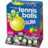 Booom Bubble Gum Sports Tennis 200 Stk. im Displaykarton (1er Pack)