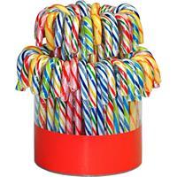 Candy Stöcke bunt 72x14g in der Dose Zuckerstangen