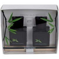 Geschenkset Essentials by Ipuro Black Bamboo 2x 50ml