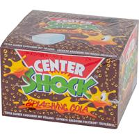 Center Shock Splashing Cola 100 Stück - Extra saurer Kaugummi (1er Pack)