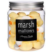 Mellow Marshmallow Enten in Retrodose 160g - lecker schmecker (1er Pack)