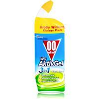 00 null null WC Aktiv Gel 3in1 Fresh Green 750 ml - Stark gegen Kalk (1er Pack)