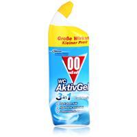 00 null null WC Aktiv Gel 3in1 Cool Arctic 750 ml - Stark gegen Kalk (1er Pack)