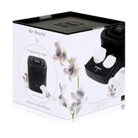 Air Pearl by ipuro elektrischer Raumbedufter Schwarz - Design Cube (1er Pack)