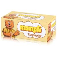 Mampfi Esspapier Karamell 200 Stück
