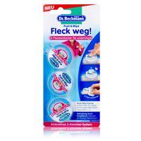 Dr. Beckmann Push & Wipe Fleck weg 3x4 ml - Handlicher Fleckentferner