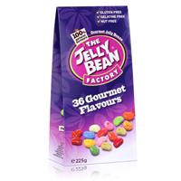 Jelly Bean Factory 36 Gourmet Flavours 225g Jelly Beans (1er Pack)