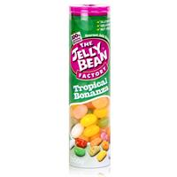Jelly Bean Factory Tropical Bonanza 100g - Früchtemix Jelly Beans (1er Pack)