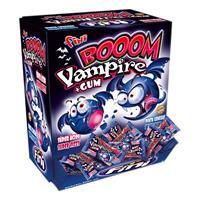 Fini Booom Bubble Gum Vampire 200 Stück - Bonbons mit Kaugummikern