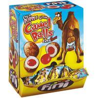 Fini Bubble Gum Camel Balls 200 Stück - Extra sauer und Glutenfrei