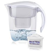 BRITA Elemaris 2,4L Wasserfilter weiß inkl.1x Maxtra Kartusche