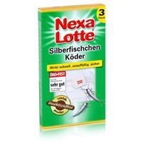 Nexa Lotte Silberfischchen Köder 3 stk. - Leimfalle geruchlos