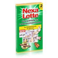Nexa Lotte Schrankfalle für Lebensmittelmotten 2 stk.