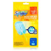 Swiffer Duster Kit Staubmagnet Kit - ein Handgriff & ein Tuch (1er Pack)