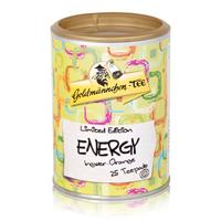 Goldmännchen-Tee Energy 25 Teepads 50g - Ingwer-Orange (1er Pack)