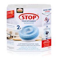 Henkel Pattex Stop Luftentfeuchter Tab AERO 360° 2x450g Neutral