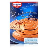 Dr.Oetker Winterliche Back-Ideen Zimtschnecken Kuchen Backmischung 535g (1er Pack)