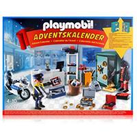 Playmobil Adventskalender 9007 - Polizeieinsatz im Juweliergeschäft
