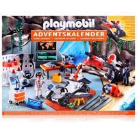 Playmobil Adventskalender 9263 - Spy Team Werkstatt Agentenwerkstatt
