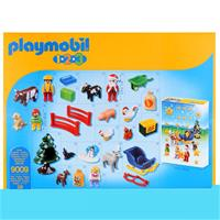 Playmobil Adventskalender 9009 - Weihnacht auf dem Bauernhof