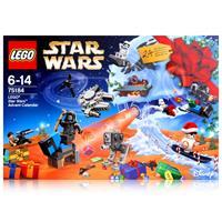Lego Disney Star Wars Adventskalender 75184 - Wüstenplanet Jakku