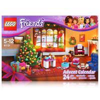 Lego Friends Adventskalender 41131 - mit Emma und Naomi Spielfiguren