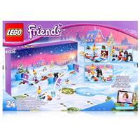 Lego Friends Adventskalender 41326 - mit Stephanie in festlicher Kleidung