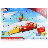 Mattel Disney Cars FGV14 Adventskalender - Disney Cars 3