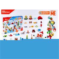 Mattel Minions Adventskalender Mega Construx FFC88 - Bau es zusammen