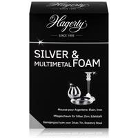 Hagerty Silver & Multimetal Foam - Pflegeschaum für Silber 185g (1er Pack)