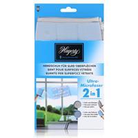 Hagerty Handschuh für Glas-Oberflächen Ultra-Microfaser 2in1